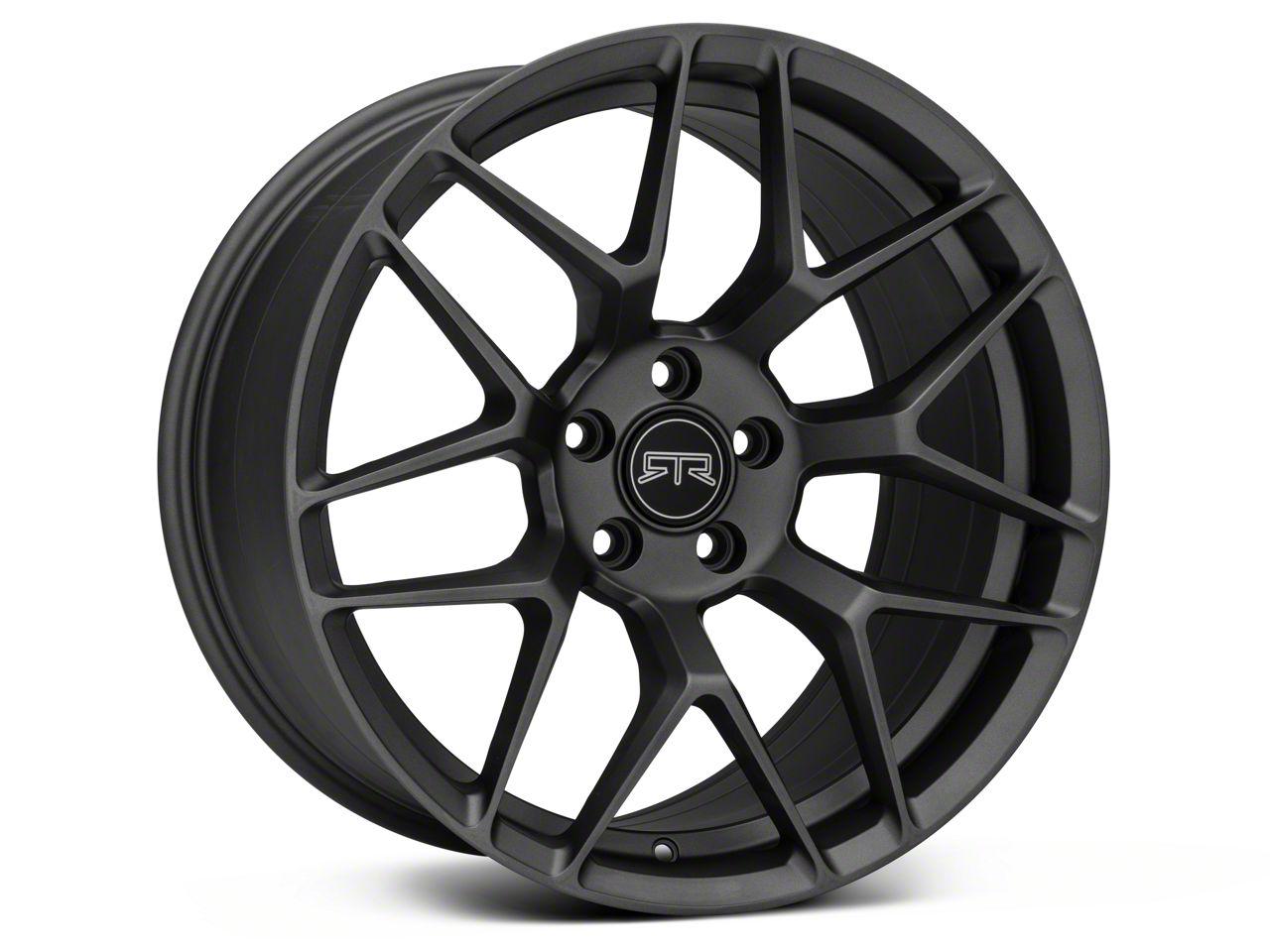 RTR Tech 7 Gloss Blackl Wheel - 19x10.5 (05-19 All)