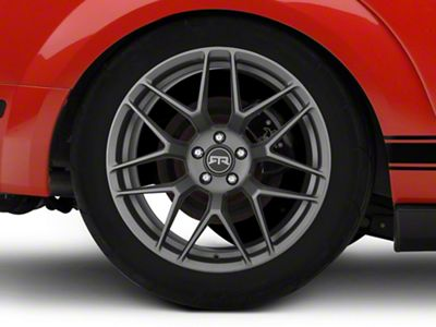RTR Tech 7 Satin Charcoal Wheel - 20x10.5 - Rear Only (05-14 All)