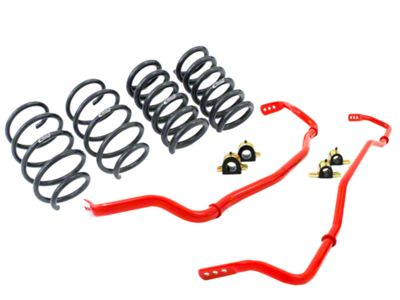 Eibach Pro-Plus Suspension Kit (15-19 GT w/o MagneRide)