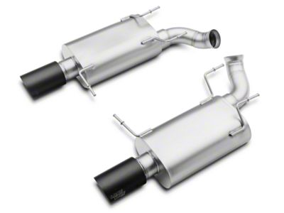 LTH Axle-Back Exhaust w/ Black Tips (11-14 GT)