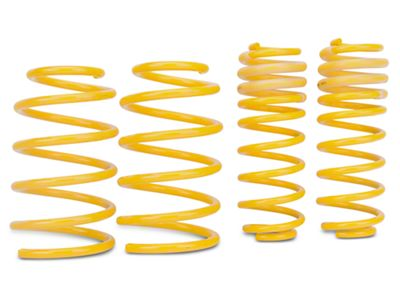 ST Suspension SportTech Lowering Springs (05-14 GT, V6)
