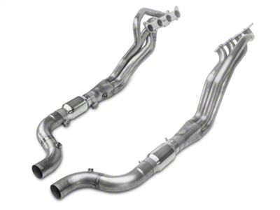 Stainless Works 1-7/8 in. Long Tube Catted Headers (15-19 GT w/ SW Cat-Back)