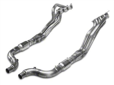 Stainless Works 1-7/8 in. Long Tube Catted Headers (15-19 GT)