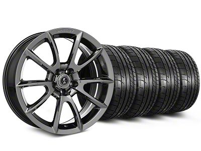 Shelby Super Snake Style Chrome Wheel & Mickey Thompson Tire Kit - 20x9 (15-19 All)
