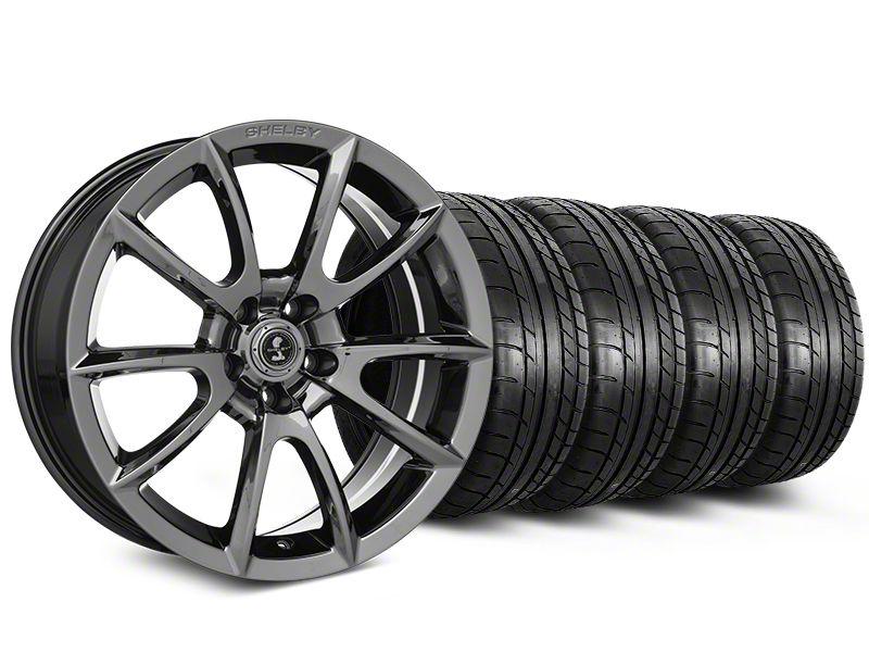 Shelby Super Snake Style Chrome Wheel & Mickey Thompson Tire Kit - 20x9 (15-19 All)