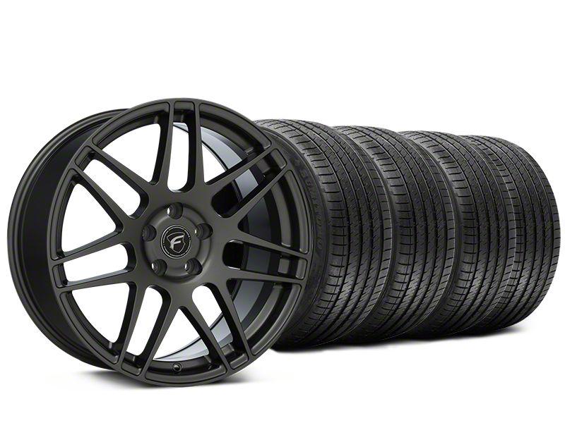 Forgestar F14 Monoblock Gunmetal Wheel & Sumitomo Tire Kit - 20x9 (15-19 All)