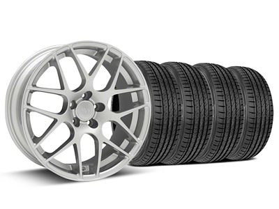AMR Silver Wheel & Sumitomo Tire Kit - 19x8.5 (15-19 GT, EcoBoost, V6)