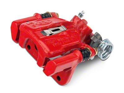 OPR Rear Brake Caliper w/ Bracket - Red (94-98 GT, V6)
