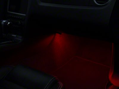 Axial 15 in. LED Strips - Red (79-19 All)
