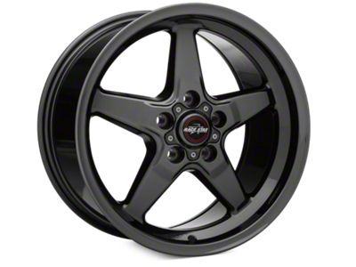Race Star Dark Star Drag Wheel - 17x9.5 - Rear Only (15-19 GT, EcoBoost, V6)