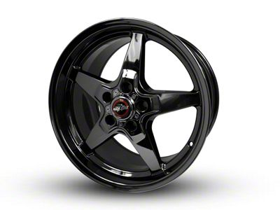 Race Star Dark Star Drag Wheel - 18x10.5 - Rear Only (15-19 GT, EcoBoost, V6)