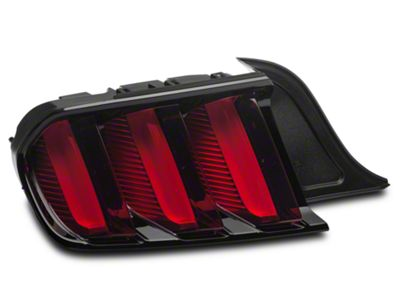 Ford Factory Replacement Tail Light - Driver Side (15-19 All)