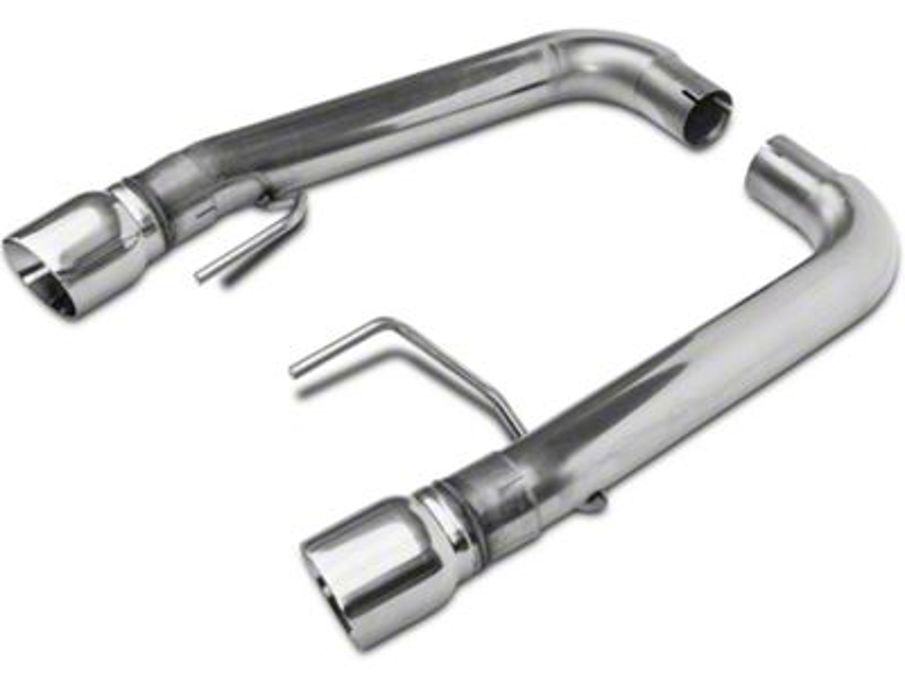 Kooks Muffler Delete Axle-Back Exhaust (15-17 GT Fastback)