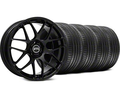 RTR Black Wheel & Sumitomo Tire Kit - 19x9.5 (05-14 All)