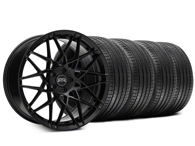 Staggered RTR Tech Mesh Black Wheel & Sumitomo Tire Kit - 20x9.5/10.5 (05-14 All)