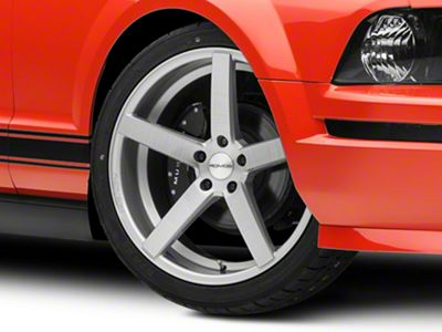 Rovos Durban Brushed Silver Wheel - 20x8.5 (05-14 All)