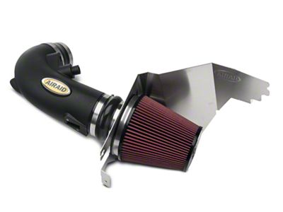 Airaid Race Cold Air Dam Intake w/ Track Day Dry Filter (15-17 GT)