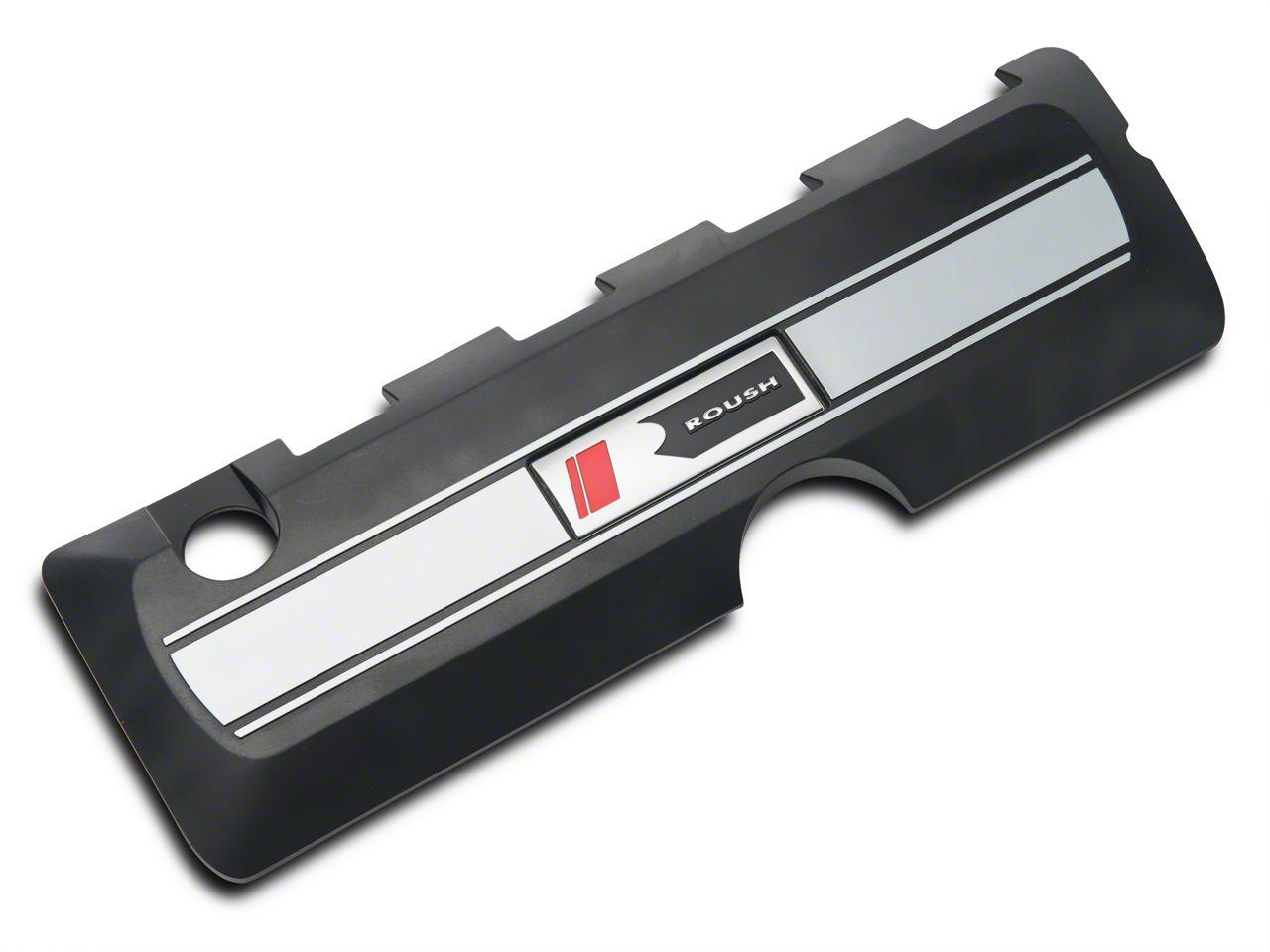 Roush Coil Covers - Dark Gray (11-17 GT; 12-13 BOSS 302; 15-19 GT350)