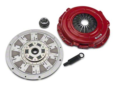 McLeod Street Extreme Clutch Kit - Upgraded 26 Spline (Late 01-04 GT; 99-04 Cobra; 03-04 Mach 1)