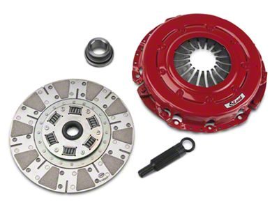 McLeod Street Extreme Clutch Kit - Upgraded 26 Spline (86-Mid 01 GT; 93-98 Cobra)