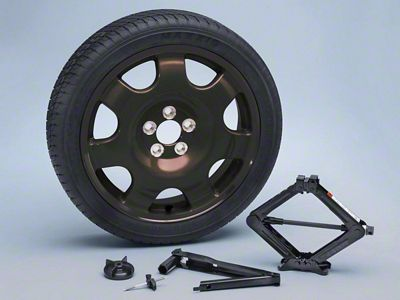 Ford Spare Tire Kit (15-19 GT, EcoBoost, V6)