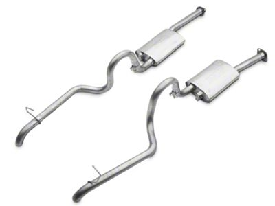 Borla Stinger S-Type Cat-Back Exhaust (87-93 GT)
