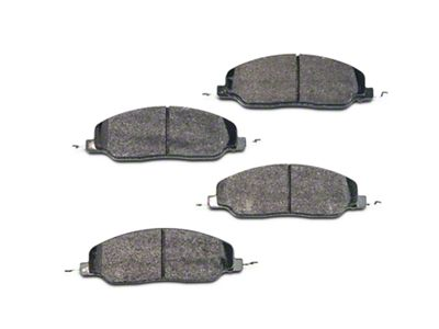 Hawk Performance HPS 5.0 Brake Pads - Front Pair (05-14 Standard GT, V6)