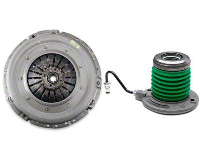 Exedy Mach 400 Stage 2 Clutch w/ Hydraulic Throwout Bearing (05-10 GT)