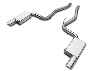 MAC Axle-Back Exhaust (15-17 GT Fastback)