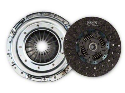 Exedy Grooved Mach 500 Stage 3 Clutch w/ Hydraulic Throwout Bearing (05-10 GT)