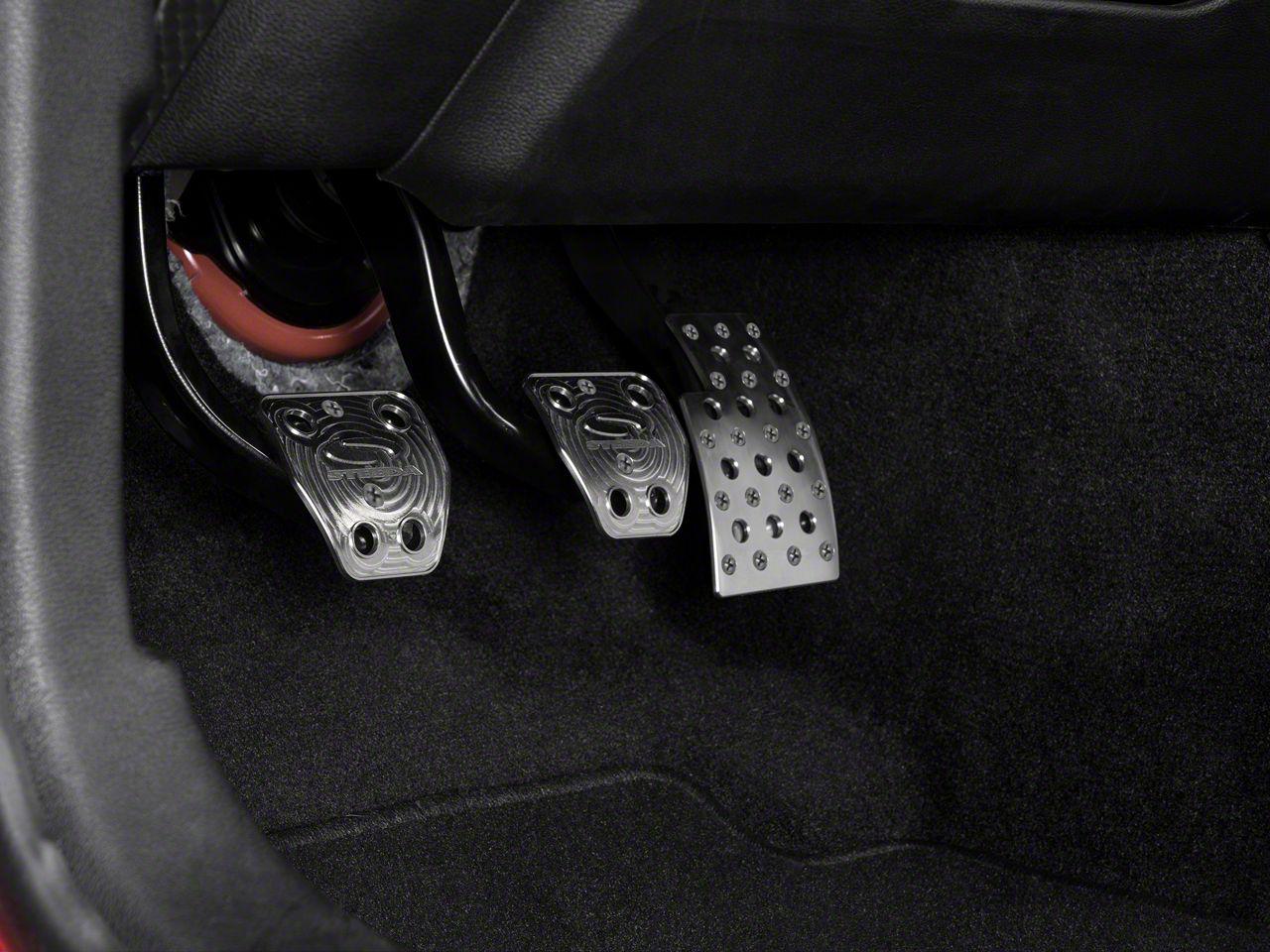 Steeda Heel/Toe Pedal Kit (15-19 w/ Manual Transmission)