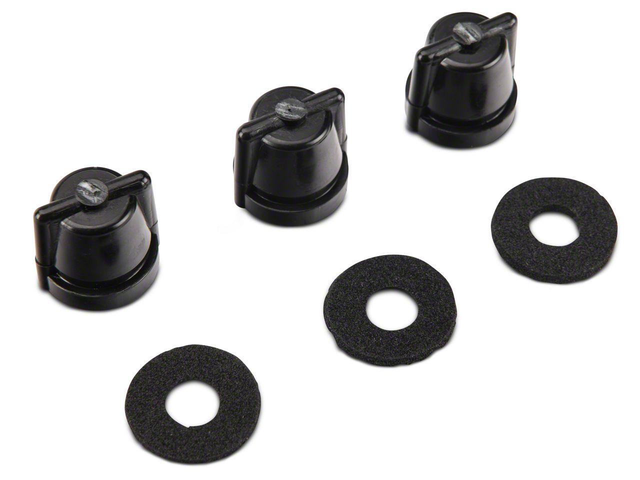OPR Wiper Pivot Linkage Bushing Repair Kit (79-04 All)