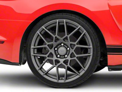 2013 GT500 Style Charcoal Wheel - 20x10 - Rear Only (15-19 GT, EcoBoost, V6)