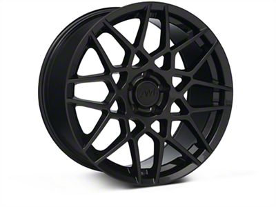 2013 GT500 Style Gloss Black Wheel - 19x9.5 (05-14 All)