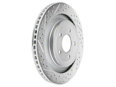 Baer Sport Rotors - Rear Pair (15-19 GT w/ Performance Pack)