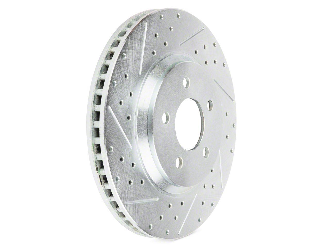 Baer Sport Rotors - Front Pair (05-10 GT; 11-17 V6)