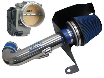 BBK Cold Air Intake & 90mm Throttle Body (11-14 GT)