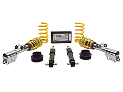 KW Suspension V1 Coilover Kit (15-18 Fastback w/o MagneRide)