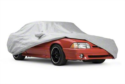 TruShield Standard Custom-Fit Car Cover (87-93 All)
