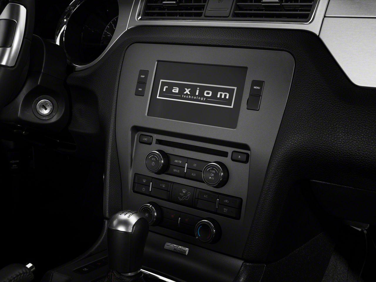 Raxiom Gen2 OE-Style GPS Navigation w/ Bluetooth, Back-up Camera & HDMI (10-14 All)