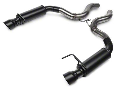 Magnaflow Competition Axle-Back Exhaust w/ Black Tips (15-17 GT)