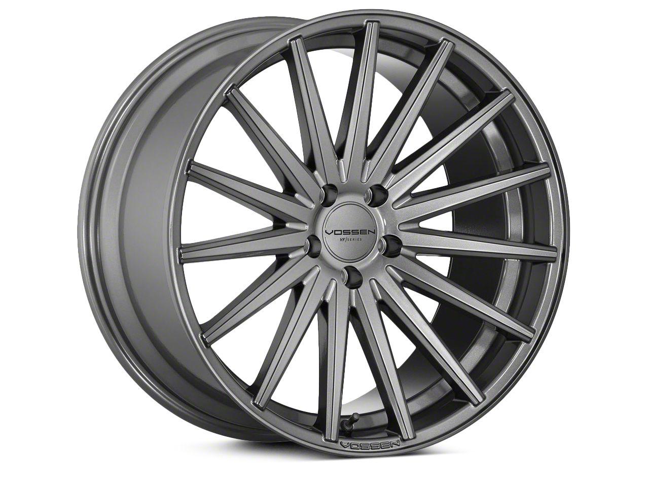 Vossen VFS/2 Gloss Graphite Wheel - 19x8.5 (05-14 Standard GT, V6)