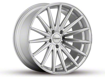 Vossen VFS/2 Gloss Graphite Wheel - 19x10 - Rear Only (15-19 Standard GT, EcoBoost, V6)