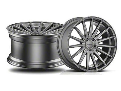 Vossen VFS/2 Gloss Graphite Wheel - 20x10.5 - Rear Only (15-19 GT, EcoBoost, V6)