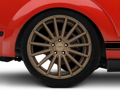 Vossen VFS/2 Satin Bronze Wheel - 20x10.5 - Rear Only (05-14 All)