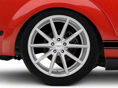 Vossen VFS/1 Silver Brushed Wheel - 20x10.5 - Rear Only (05-14 All)