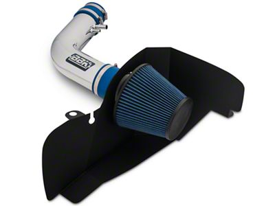 BBK Chrome Cold Air Intake (15-17 V6)