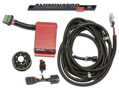 Roush Aluminator Phase 2 to Phase 3 Supercharger Upgrade Kit (11-14 GT)