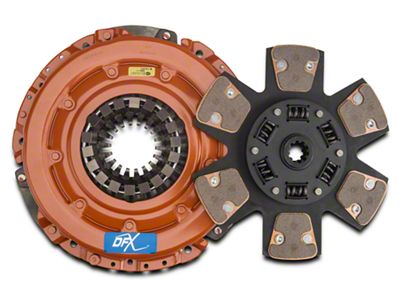 Centerforce DFX Clutch Kit (81-85 5.0L)