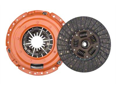 Centerforce Dual Friction Clutch Kit (Late 01-04 GT; 99-04 Cobra; 03-04 Mach 1)